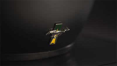 placa mustang brasil