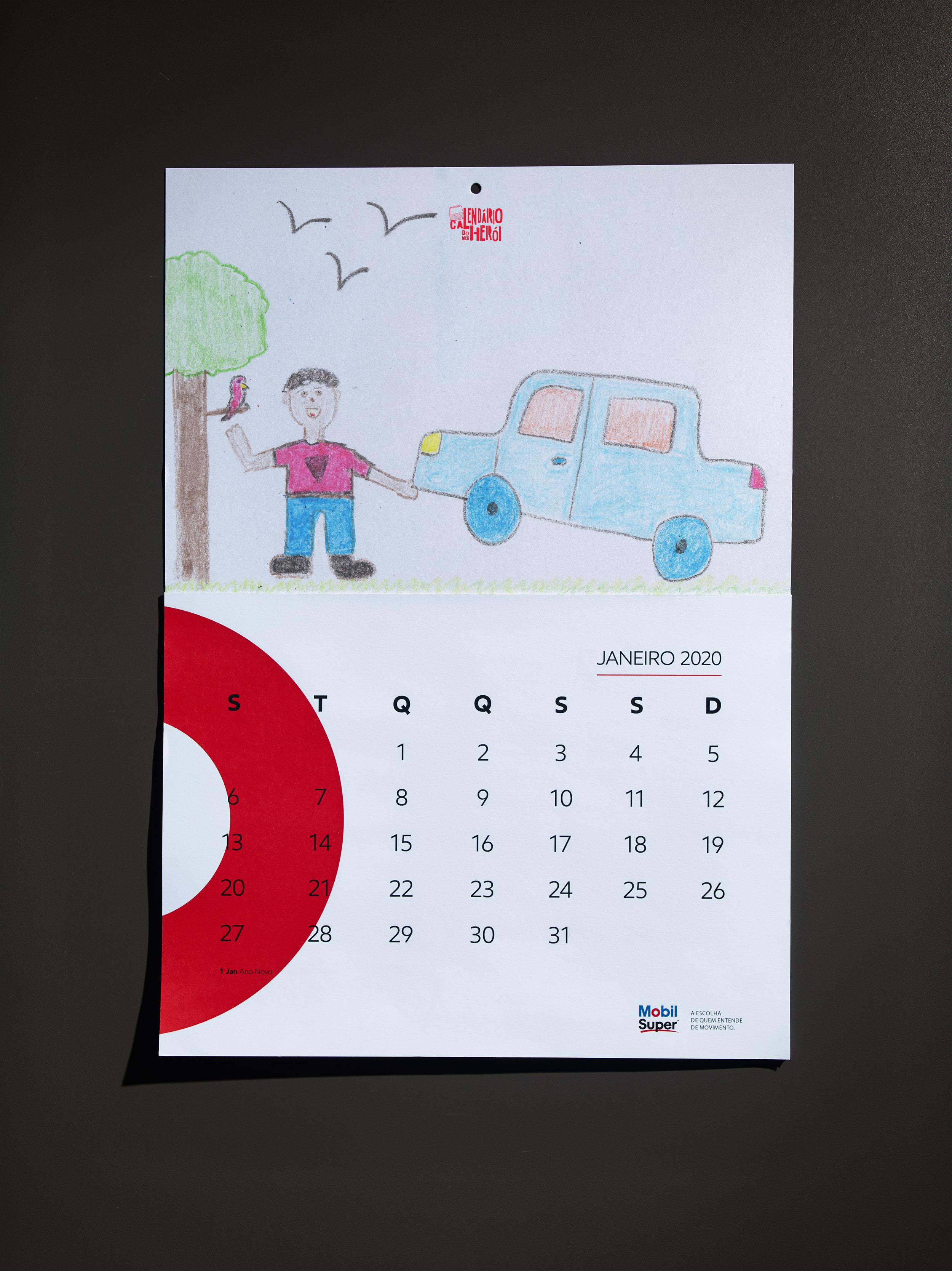 calendario 5